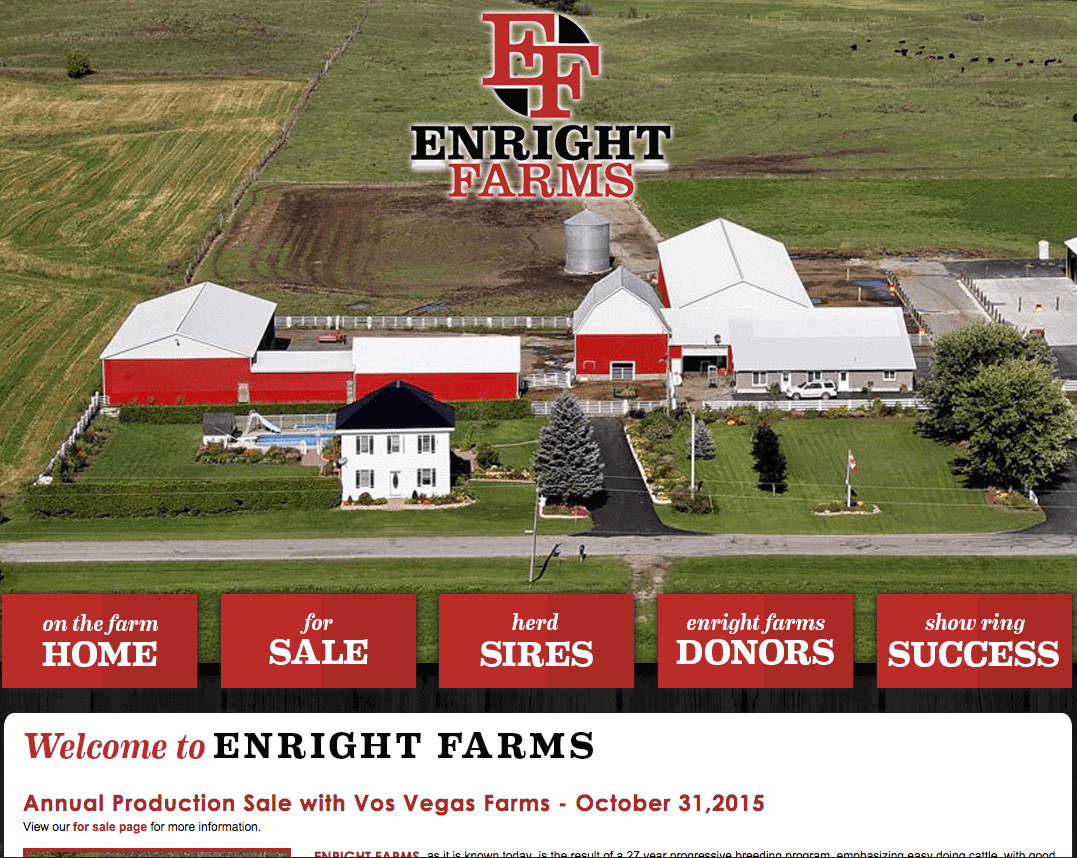 Enright farms ranch house designs inc Ranch house designs inc
