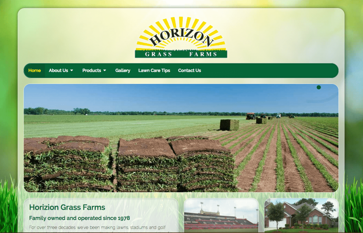 Horizon grass farms ranch house designs inc Ranch house designs inc