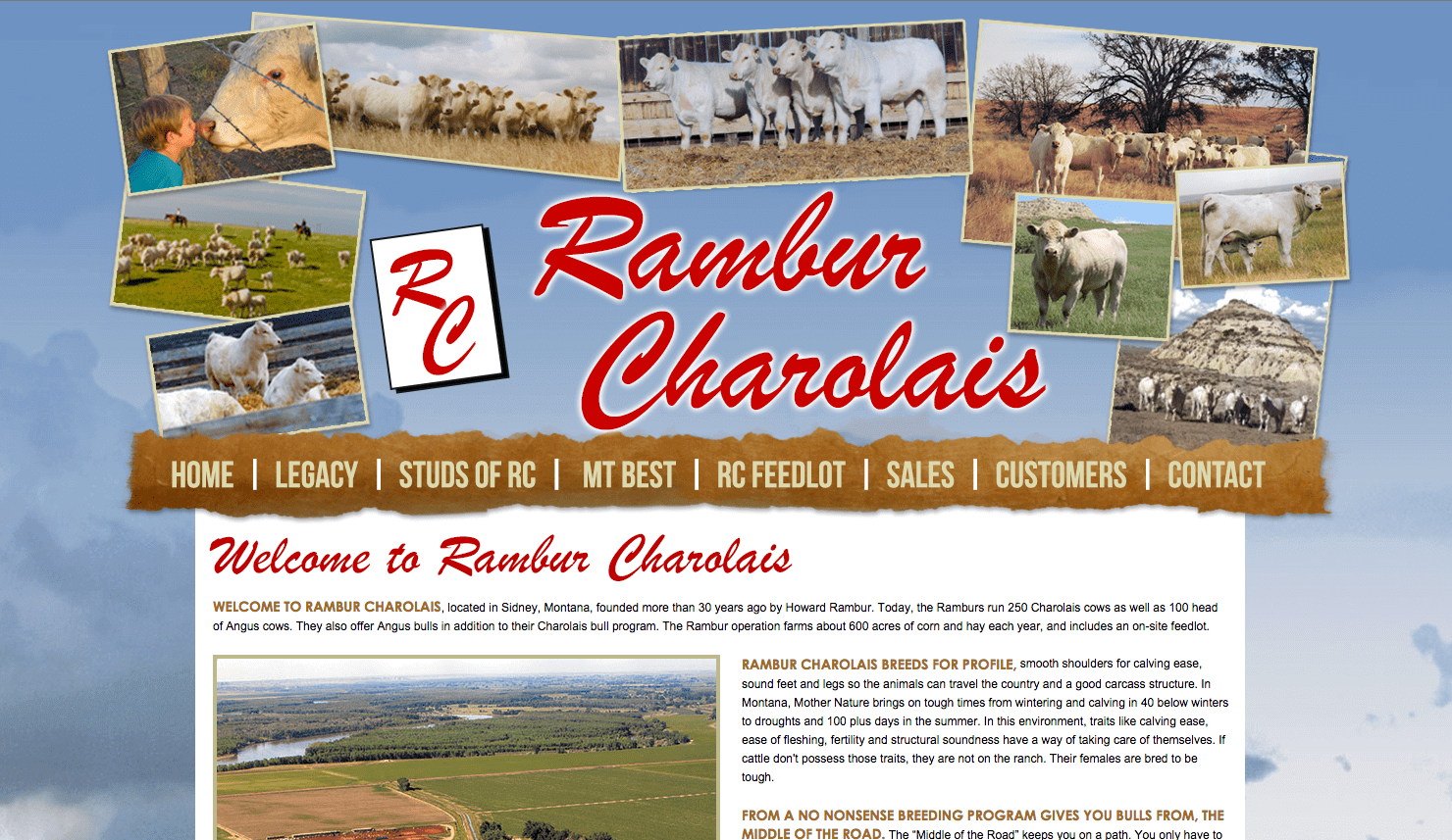 Rambur charolais ranch house designs inc Ranch house designs inc