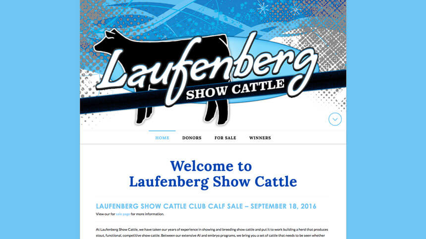 New website laufenberg show cattle ranch house designs Ranch house designs inc